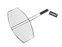 Grillrest Mustang 56x45cm ovaal n-stick
