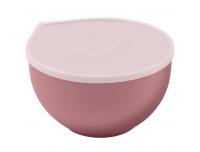 Plastkauss 1,5L +kaas roosa