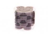 Teeküünlad plastümbrises 20tk 4h pruunid