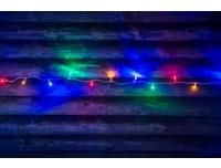 Elektriküünlad 80LEDIP44 värvil. vilkuv