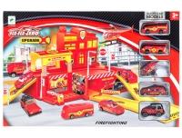 Parkimismaja tuletõrje