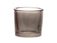 Teeküünlahoidik Miko Ø6,5x6cm klaasist