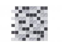 Seinakleebis 25,4cm Mosaiik 3tk