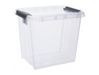 Plastkast kaanega 53L Pro Box
