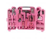 Tööriistakohver Xpert roosa 149 osaline