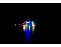 Valguskett 20LED värviline 2xAA
