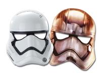 Mask Star Wars 6tk paber
