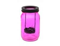 Teeküünlahoidik Purk  roosa