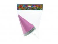 Pabermütsid erinevad värvid 8tk
