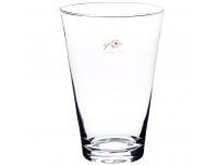 Vaas Sandra 19cm klaasist