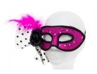 Mask sulega 20cm roosa