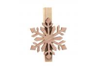 Pesulõksud 3,5x4,8cm figuurid 6tk puit