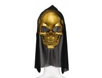 Mask kapuutsiga kuld