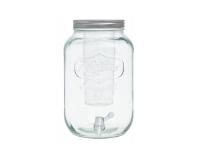 Joogimahuti Purk 8L + sõel ja jäänõu