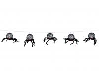 Valguskett karvased ämblikud 1,5m 2xAA