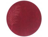 Lauakate 38cm sädeleva sulega punane