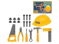 Tööriistakomplekt JCB ehitajale 15-osa