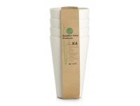 Joogitops Pastell 400ml/4tk valge