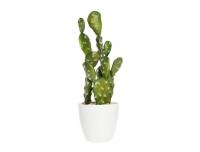 Kunstlill Kaktus 45cm potis