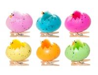 Tibud värvilised 6tk munakoores