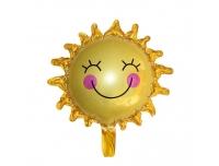 Õhupall Päike 34cm foolium