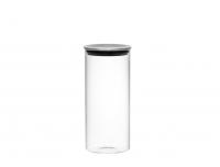 Klaaspurk Maku 1,25L ümmargune