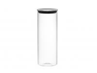 Klaaspurk Maku 1,55L ümmargune