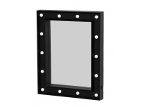 Peegel Hollywood 40x50cm 14LED 2xAA