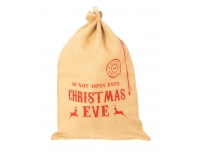 Jõuluvana kingikott 65x95cm jute