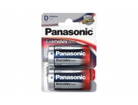 Patarei Panasonic D LR20 2tk Everyday