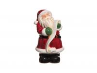 Jõuluvana 15cm keraamiline