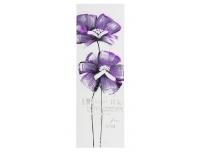 Seinapilt Purple Flower 30x90cm