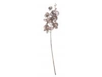 Kunstlill Orhideeoks metallik 79cm