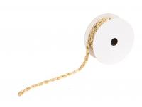 Dekorattivpael glitter 0,8cm/3m