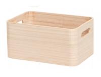 Puidust kast Printsessipuu 27x18x13cm