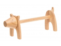 Majapidamispaberihoidik Põrsas puidust