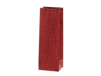 Kinkekott pudelile 36x12x10cm Muster