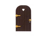 Käsitöötarvik haldja uks 8,5x14,5cm puit