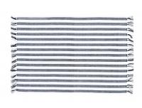 Lauaplate Stripe 33x45cm narmastega