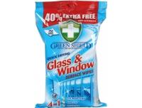 Klaasipuhastuslapid GreenShield 70tk