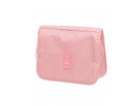 Kosmeetikakott Travel roosa