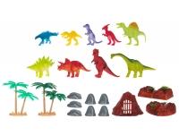 Dinosauruste komplekt 22osa