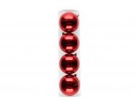 Kuusemunad punane 10cm 4tk