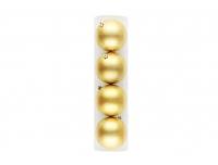 Kuusemunad kuldne10cm 4tk