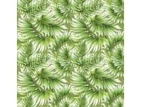 Vakstu 140cm Rohelised palmilehed
