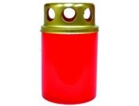 Kalmuküünal põl.aeg 15h 8,5cm punane
