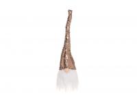 Päkapikk Champagne glitter 40 cm