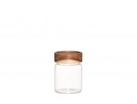 Klaaspurk Maku 8x10cm puidust kaanega