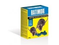 Hiire ja rotimürk Ratimor 200g vahaplokk