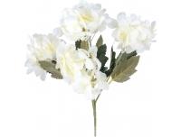 Kunstlill Hortensia 28cm